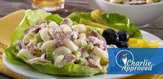 Polamalu's Tuna Pasta Salad