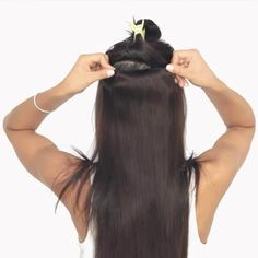 See how it works - Longer, fuller hair in 5 minutes.