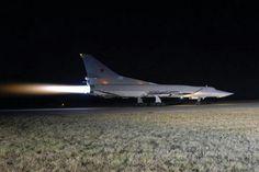 Tu-22 afterburner