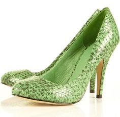 green #shoes
