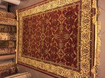 Antik 200x280cm 61 bordó szőnyeg