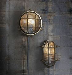 Devonport Bulk Head Light by Garden Trading, the perfect gift for Explore more unique gifts in our curated marketplace. Ideas Cabaña, Vintage Nautical Decor, Key West House, Best Barber Shop, Garden Wall Lights, Luminaire Mural, Nautical Lighting, Industrial Ceiling Lights, Nautical Bedroom