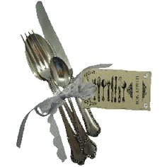 Cutlery Tie Backs Christian Gifts, Tie Backs, Cutlery, South Africa, Product Launch, Flatware, Dishes, Table Place Settings
