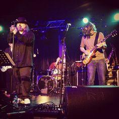 BRAD in Birmingham    Stone Gossard - Shawn Smith   2013