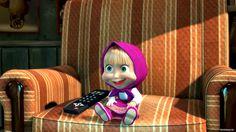 Masha y el Oso: Nuevos Capítulos (Animaciones Rusa 3d)
