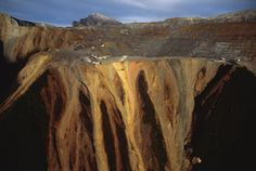 The Grasberg Mine is the largest gold mine and the third largest copper mine in the world. It is located in the province of Papua in Indonesia near Puncak Jaya, the highest mountain in Papua.