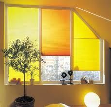 yellow window blinds - Google Search