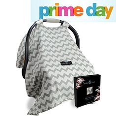 Great gift! Best Baby Car Seat Cover - 360° Flap Control (Velcro and Elastic) so no more flapping in the wind.  http://www.amazon.com/gp/product/B01010YSJW/ref=as_li_tl?ie=UTF8&camp=1789&creative=9325&creativeASIN=B01010YSJW&linkCode=as2&tag=puruskin-20&linkId=YXGPHZOVK5IDKGNQ. ! Best Baby Car Seat Covers for Boys and Girls with Innovative Wind-Proof Design, INCLUDES BONUS E-BOOK on Breastfeeding Tips, Can be Used as a Nursing Cover, Makes for a Perfect and Thoughtful Baby Shower Gift…