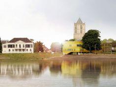 VolkerWessels & De Zwarte Hond bouwen Westluidense Poort Tiel - DeZwarteHond