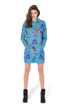 Creepture Feature Slouchy - LIMITED › Black Milk Clothing