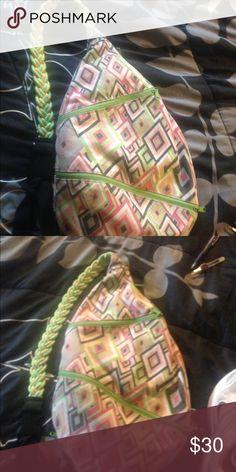 Kavu Neon colors green,pink,purple kavu Bags Crossbody Bags