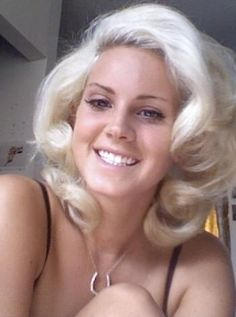 Lana Del Rey before she became famous