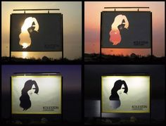 One of the most creative billboard ideas out there! See 49 more examples of creative advertising in our article and get inspired! Creative Advertising, Advertising Design, Advertising Ideas, Ads Creative, Advertising Agency, Street Marketing, Guerilla Marketing, Fashion Marketing, Email Marketing