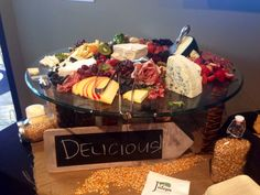 Antipasti Display with Julep's Catering, Louisville KY. Catering Food Displays, Food Porn, Entertaining, Cheese, Recipes, Ideas, Ripped Recipes, Thoughts