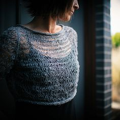 Amime Tee Pattern for purchase – Knit Purl