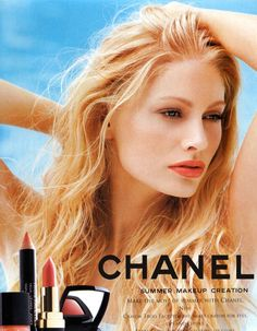 Chanel Beauty Summer Make Up Creation 2008 (Chanel Beauty) Chanel Beauty, Beauty Ad, Fashion Beauty, Beauty Products, Vintage Makeup Ads, Vintage Beauty, Vintage Fashion, Makeup Advertisement, Kirsty Hume