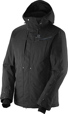 Salomon Fantasy Jacket - Men's Ski Jacket - Ski Clothes - Skiing - Outerwear - Christy Sports 2014