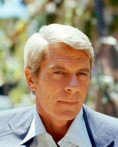 Peter Graves, the original Mission Impossible! Hooray For Hollywood, Hollywood Stars, Classy People, Pretty People, Tv Actors, Actors & Actresses, Famous Men, Famous People, Mission Impossible Tv Series