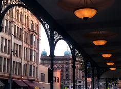 Pabst Theatre promenade