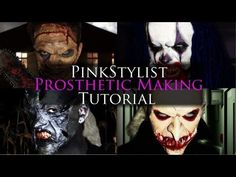 ▶ How to make Gelatin Prosthetics - A Special Effects Makeup Guide - YouTube