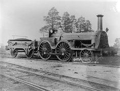 Hawthorn class locomotive 'Dewrance'. Great Western Railway Hawthorne class…