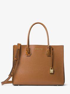 6a7da9cfa0c Bamboo Daily Medium Leather Top Handle Bag