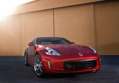 Nissan Releases Prices on Facelifted 2013 Coupe, Roadster and NISMO Models 2013 Nissan 370z, New Nissan, Nissan Sports Cars, Super Fast Cars, Car Buying Guide, Bmw 3 Series, Automobile, Auto Racing, Drag Racing