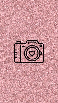 N I K O L K A's media statistics and analytics Instagram Blog, Pink Instagram, Instagram Design, Cute App, Camera Logo, App Covers, Iphone Icon, Insta Icon, App Logo