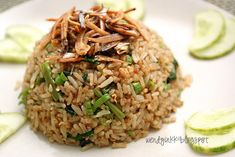 Table for 2.... or more: Nasi Goreng Kampung, Malay Countryside Fried Rice