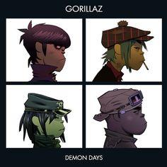 Gorillaz - Demon Days (2006)