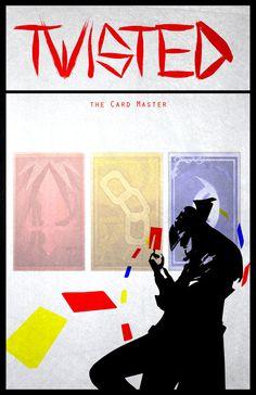 Artículos similares a Twisted Fate - 11 X 17 de la Liga de leyendas Poster  en Etsy eead2844af
