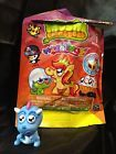 a) Moshi Monsters Series 2 Blind Bag #10 SNOOKUMS Includes IN GAME SECRET CODE!!