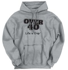 Over 40 Hoodie