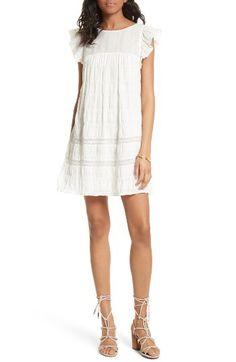 Rebecca Minkoff Rebecca Minkoff Rose Minidress available at #Nordstrom