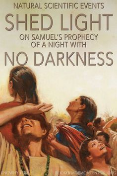 Samuel prophesied to the Nephites that there would be no darkness on the night of the Saviors birth for them. Today, this prophetic sign remains difficult for some to believe. How could there be a night without darkness? Exactly how God produced such a sign is impossible to know for certain, but there are natural astronomical and atmospheric events which may shed some light on this matter. https://knowhy.bookofmormoncentral.org/content/how-was-there-a-night-without-darkness #Christ…