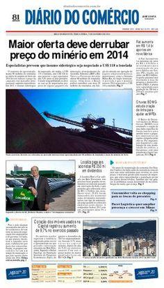 Diário do Comércio de Minas Gerais: Brasileira Ingresse Participa de Estudo de Harvard