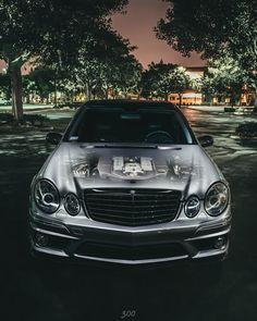 Mercedes E Series, E55 Amg, M Benz, Benz E Class, Mercedes Benz Cars, Automobile, Engineering, Photoshoot, Instagram
