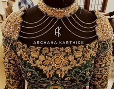 Fancy Blouse Designs, Bridal Blouse Designs, Blouse Neck Designs, Designer Blouse Patterns, Saree Blouse Patterns, Antique Jewellery Designs, Maggam Work Designs, Indian Gowns Dresses, Blouse Models