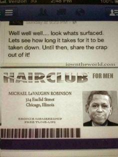 Michael Lavaughn Robinson