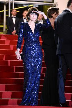 Kristin Scott Thomas Photos - 'Only God Forgives' Premieres in Cannes - Zimbio