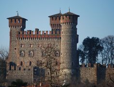 """Castles+to+Stay+in+Italy   Castles & Fortifications Around The World """" - Page 7 ..."""