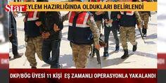 Eylem hazırlığında olan DKP/BÖG üyesi 11 kişi yakalandı: Edinilen bilgiye göre, İzmir Emniyet Müdürlüğüne bağlı Terörle Mücadele Şubesi ekipleri, İzmir Cumhuriyet Başsavcılığının yürüttüğü soruşturma kapsamında Konak ve Bayındır ilçelerinde Devrimci Komünistler/Birleşik Özgürlük Güçleri (DKP/BÖG) üyelerine eş zamanlı operasyon düzenledi. Operasyon kapsamında 11 kişi gözaltına alınırken, Devrimci Parti İzmir İl Binasında da polis ekipleri arama yaptı. Aramalarda çok sayıda örgütsel döküman ve…