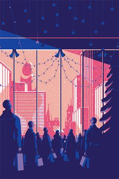 tom haugomat #illustration