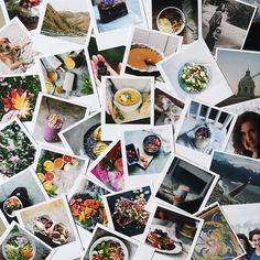"""""""It's so nice to have tangible copies of my IG photos! So many tasty meal memories here  thank you @inkifi""""  Create your own beautiful #prints with Inkifi - http://inkifi.com"""