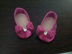 shoes for Disney Animators Dolls