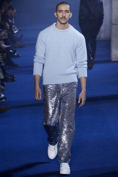 Ami Fall 2016 Menswear Fashion Show