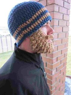 Your place to buy and sell all things handmade Have A Great Day, Take That, Beard Beanie, Beard Colour, Pattern Pictures, Face Shapes, Burnt Orange, Redheads, Winter Hats