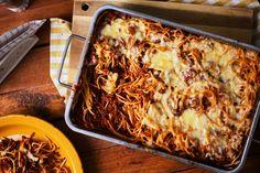 Taco spagetti