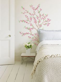 10 manieren om je slaapkamer een nieuwe, frisse look te geven | www.archana.nl