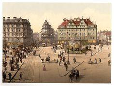 Германия в конце 19-го века / до Второй мировой войны (исторические фото) - SkyscraperCity- Мюнхен
